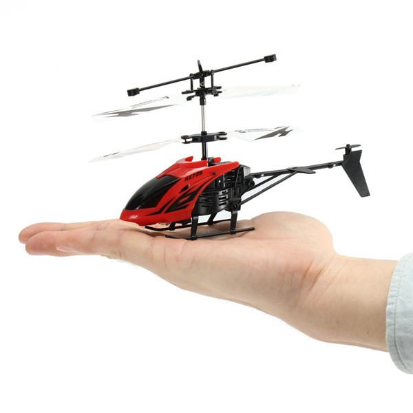 HX HX725 Mini 2CH RC Helicopter RTF Christmas Toy For Beginner