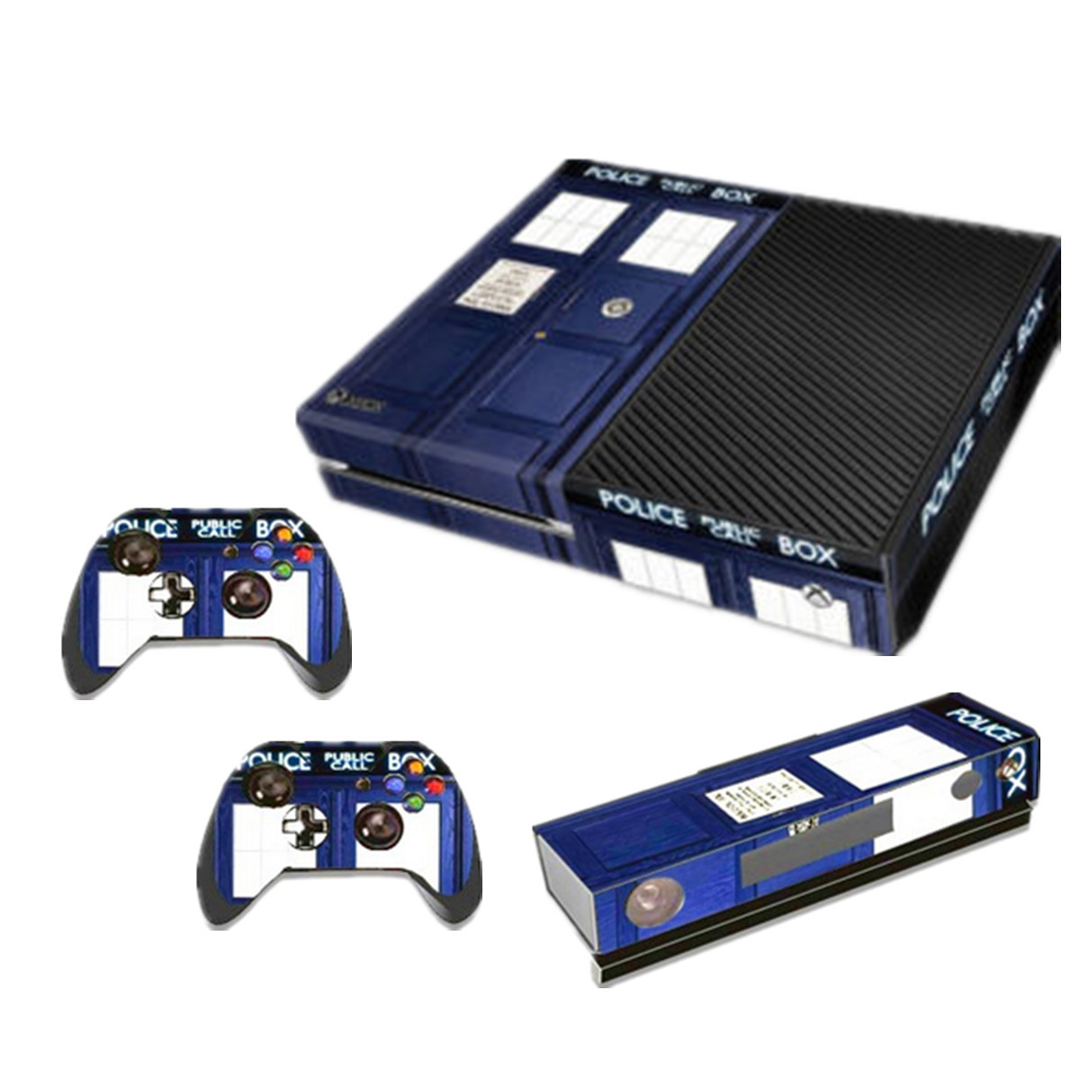 Other accessories decal cover skin stickers decor for for Decoration xbox one
