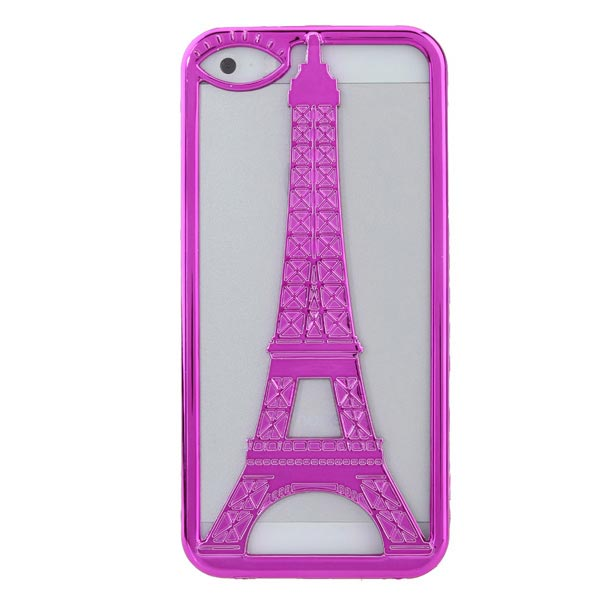 Paris Eiffel Tower Design Protective Case Cover For iPhone 4 4S
