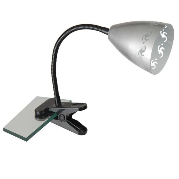 E27 AC 220V 40W Desk Lamp With Clip