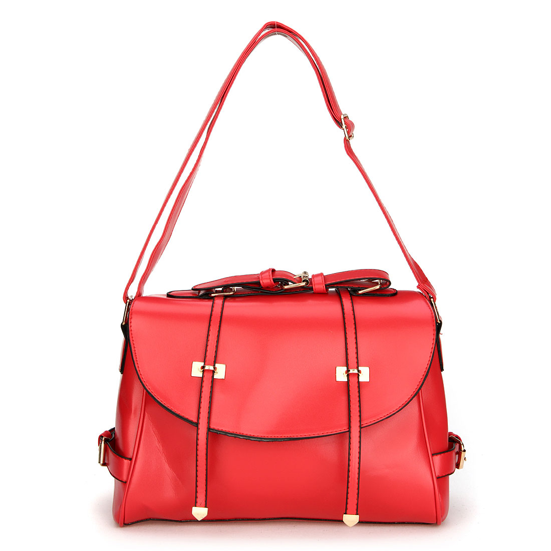 Fashion Document Shoulder Handbag