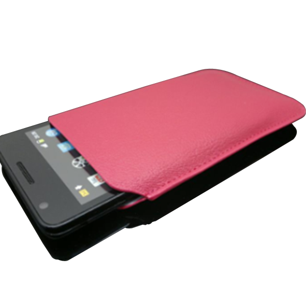 PU Leather Pouch Case For Samsung Galaxy S2 i9100 HTC Desire HD