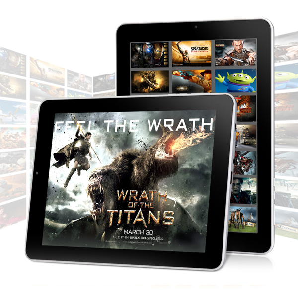 Teclast P85 Dual Core RK3066 1.6Ghz 8 Inch Android 4.0 16GB Tablet PC