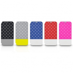 Kajsa Polka Dot Design Case Cover