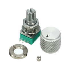 Frsky Horus X12S Transmitter Spare Part Pot and Cap (S1) Left potentiometer with knob (no midpoint)