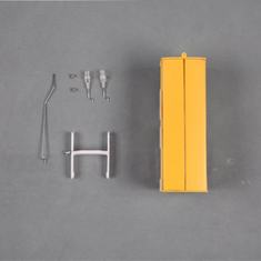 Eleven Hobby T-28 Trojan Yellow 1100mm RC Airplane Spare Part Front Landing Gear Housing