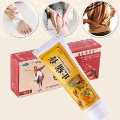 Китайский травяной крем артрит ревматизм боли в суставах облегчить Шаолинь обезболивание мазь