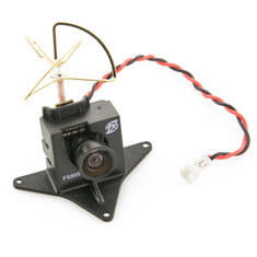FX805 Super Light Mini AIO 5.8G 40CH 25mW Raceband VTX 600TVL FOV140 Degree FPV Camera
