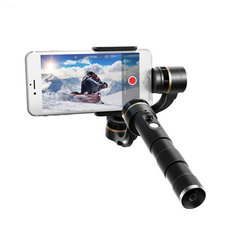 Feiyu Tech G4 Pro 3 Axis Handheld Steady Smartphone Gimbal for iphone 5.5 Inches or Less Smartphone