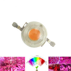 1W LED Full Spectrum Plant Grow Light Lamp Chip for Garden 3.0-3.4V