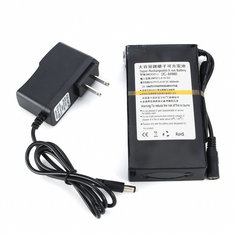 FPV Power Management DC 8.4V 9800mAh Super Rechargeable Portable Lithium-ion Battery Pack