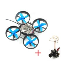 Eachine E010 Frame Chaoli 615 Motor Tiny F3 Brushed Flight Controller EF-01 VTX 800TVL Camera Set