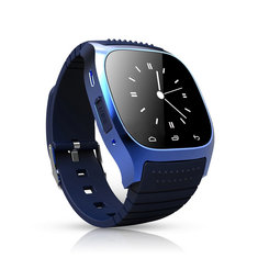 Rwatch M26S 1.4Inch IP57 108MHz Wrist Smartwatch For IOS Android