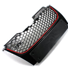 Front Bumper Grille with The GTI Badge for Vw Mk5 Golf GTI Gt Sport