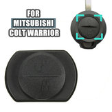 2 Button Rubber Key Pad Replacement For MITSUBISHI COLT WARRIOR