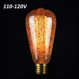 ST58 E27 40W Retro Edison Light Bulb AC 110-120V Incandescent Bulbs