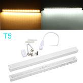 T5 28CM 3W White/Warm White LED Rigid Strip Tube Light AC 220V