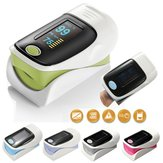 OLED Pulse Finger Fingertip Oximeter Blood SpO2 PR Heart Rate Monitor