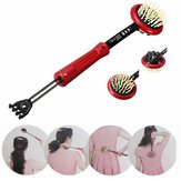Dual Use Body Head Massage Telescopic Extendable Back Scratcher Massager