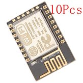 10Pcs ESP8266 ESP-12E Remote Serial Port WIFI Transceiver Wireless Module