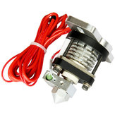 3mm Filament V2.0 Hotend Extrusion Head Two 0.35-0.5mm Nozzle