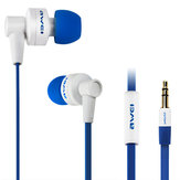 Awei ES-700M Headsets Noise Cancelling In-ear Earphones For Cellphone