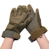 Outdoor Motorcycle Tactical Gloves Military Airsoft Hunting Paintball Cycling Army
