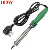 220V 100W Electric Heat Welding Soldering Gun Solder Iron Tool with Plug