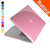 Plastic Hard Cover Crystal Protective Skin Case For Apple Macbook Pro Retina 13.3 Inch