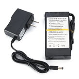 FPV Power Management DC 8.4V 6800mAh Super Rechargeable Portable Lithium-ion Battery Pack
