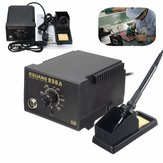 AC 220V 60W 936A Iron Welding Soldering Station with Soldering Iron + Stand Holder