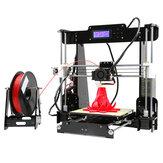Original Anet® A8 3D Kit de bricolaje de la impresora 1.75mm / 0.4mm Soporte ABS / PLA / HIPS