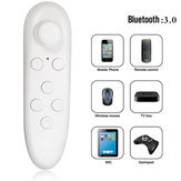 White Wireless Bluetooth Mouse Self Selfie Shutter Remote Controller Joystick Gaming