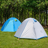 Naturehike 2-3 Persons Camping Tent Waterproof Windproof Double Layers Canopy 2 Sizes