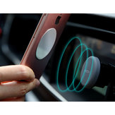 ROCK Car Air Vent Magnetic Mount Holder 360° Rotating Universal Car Phone Stand For iPhone Samsung