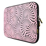 Fashion Tablet Cover Soft Bag 9.7 Inch iPad 1 2 3 4 Air 1 2 Sleeve Case For Macbook 14.4 15.6 Inch