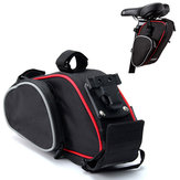 Original Bicycle Bike Seat Post Bag Cycling Pouch Seat Saddle Rear Package
