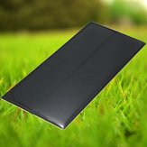 5V 1.5W Monocrystalline 150MM x 69MM 300MA Mini Solar Panel Photovoltaic Panel