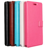 Mohoo Flip Leather PC Back Cover Case For HUAWEI Ascend P8 Lite