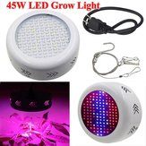 UFO 45W Gardening Full Spectrum LED Plant Grow Light Greenhouse Plant Seedling Lamp