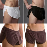 Original Mens Arrow Shorts Casual Sexy Sport Home Low Waist Loose Comfortable Solid Color Boxers