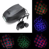 Auto / Sound Active 35W 64 LED RGBW Stage Effect Light Projectorfor DJ Disco Club Party