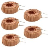 5Pcs 330UH 3A Toroid Core Inductor Wire Wind Wound