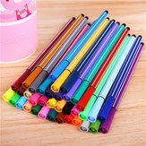 36 Colors Washable Watercolor Pens Marker Painting Drawing Art Supplies