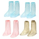 Reusable Waterproof Non Slip Shoe Covers Rain Boot For Motorcycle Bicycle