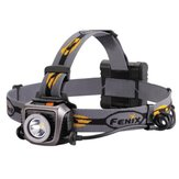 Fenix HP15 XM-L2 LED Headlamp Headlight Used 4 AA Battery