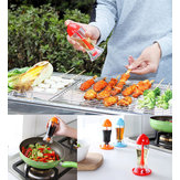 Leakproof Spray Oil Soy Condiment Bottle Sauce Vinegar Cruet Kitchen Cooking Tools
