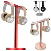 Aluminum Alloy Double-stick Display Stand Holder Storage Holder For Headphone Headset