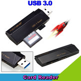Acasis IS001 High-speed USB3.0 SD Mirco SD TF Card Reader Multinational Function