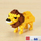 WLtoys Lion 80PCS Animal Blocks Educational Toy 6616